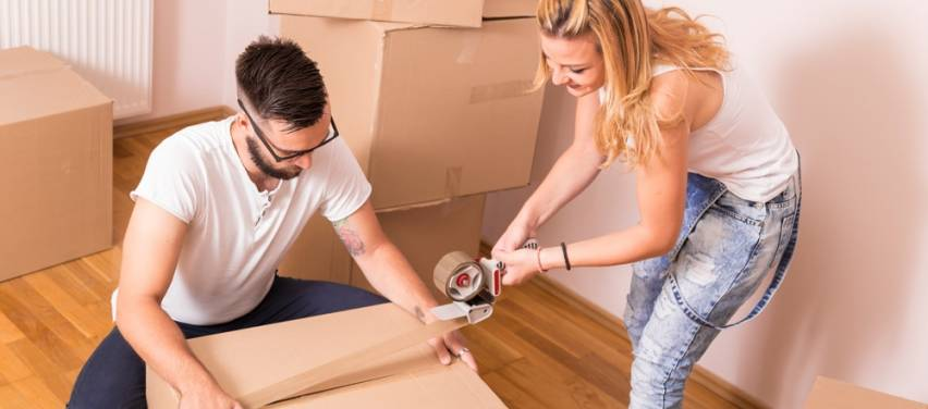 5 stages of emotion when moving